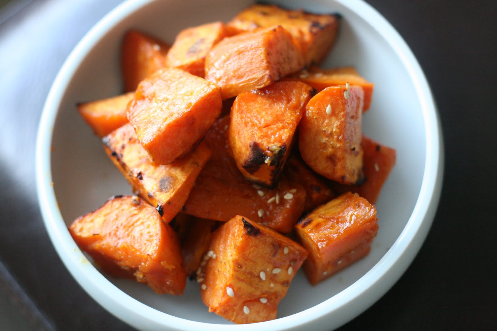 sweet potatoes, sweet life