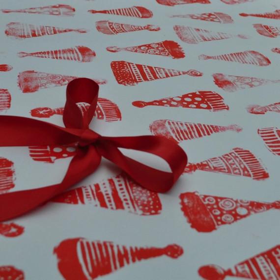 Butcher Block Paper Craft Project Kids