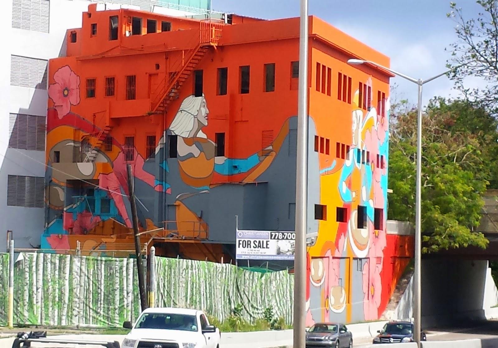 PUERTO RICO ART NEWS: Arte Urbano Puerto Rico: Los 5 Mejores