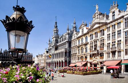 Bruselas en Bélgica