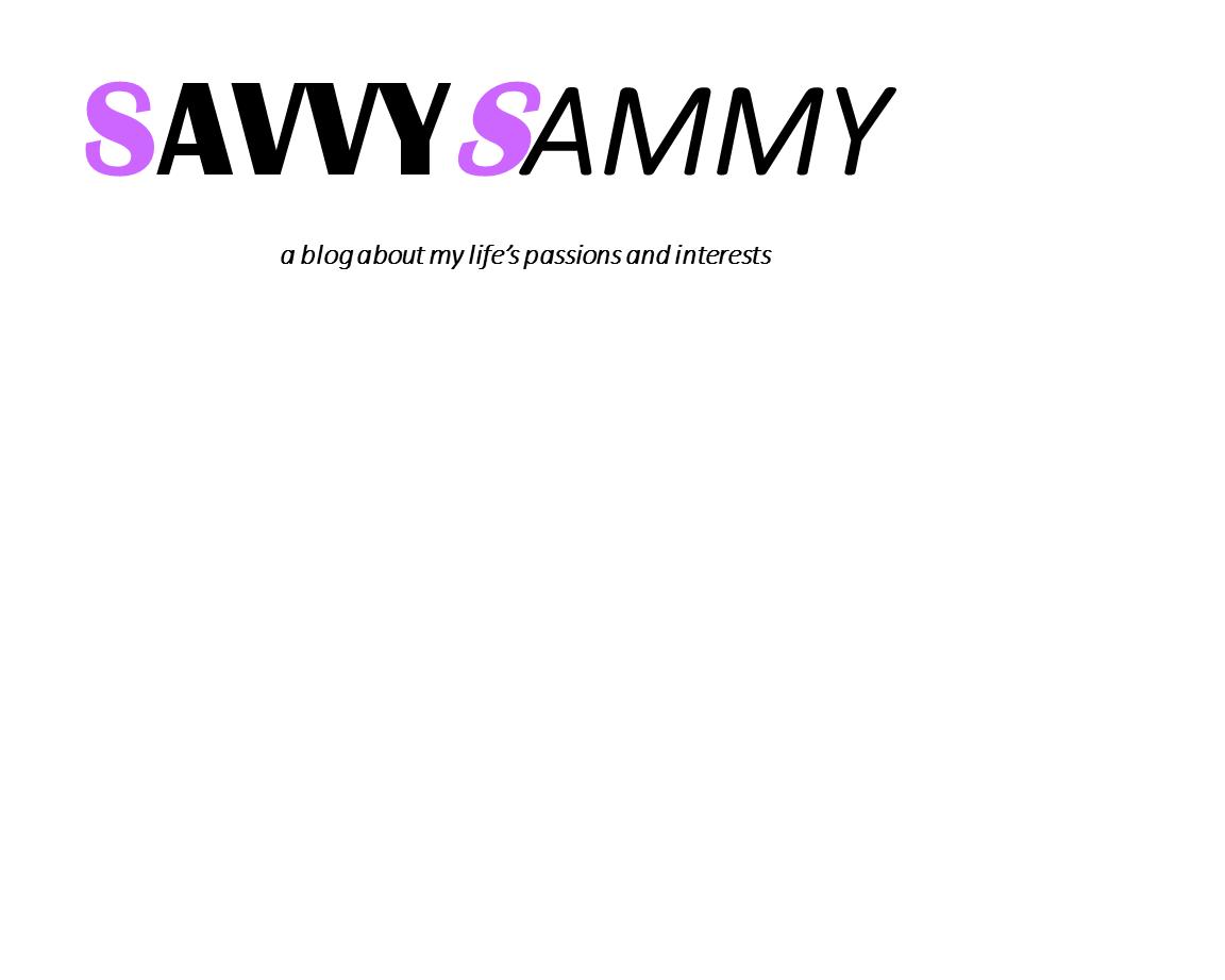 Savvy Sammy