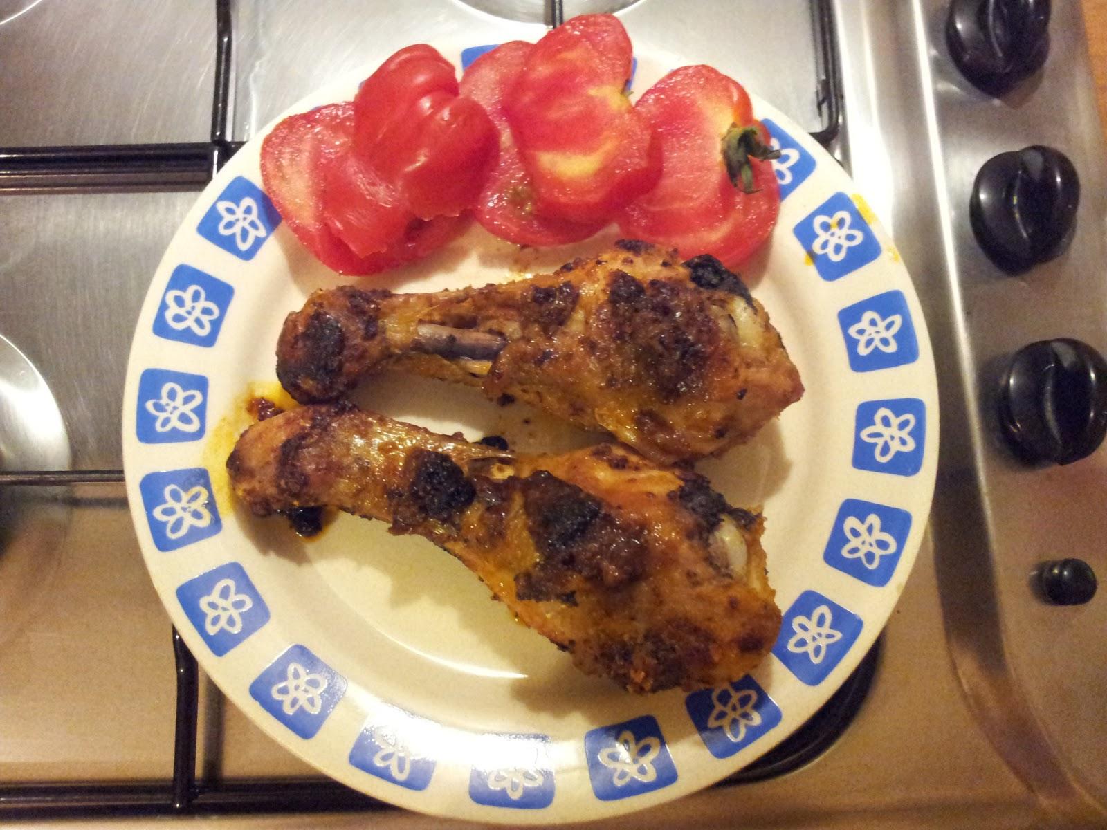 La cucina delle nonne coscette di pollo al forno - Nonne in cucina ...