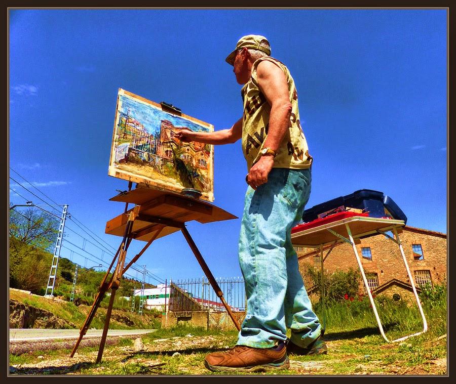 MANRESA-FABRIQUES-TEXTIL-PINTURA-FOTOS-PAISATGES-ARTISTA-PINTOR-ERNEST DESCALS-