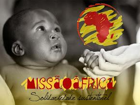 Apoiamos a ONG Missão África!