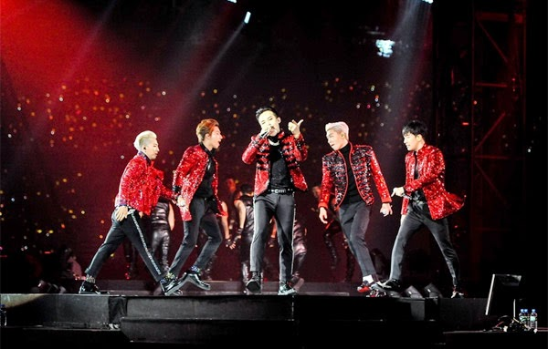 Big Bang phát hành album mới vào mùa hè