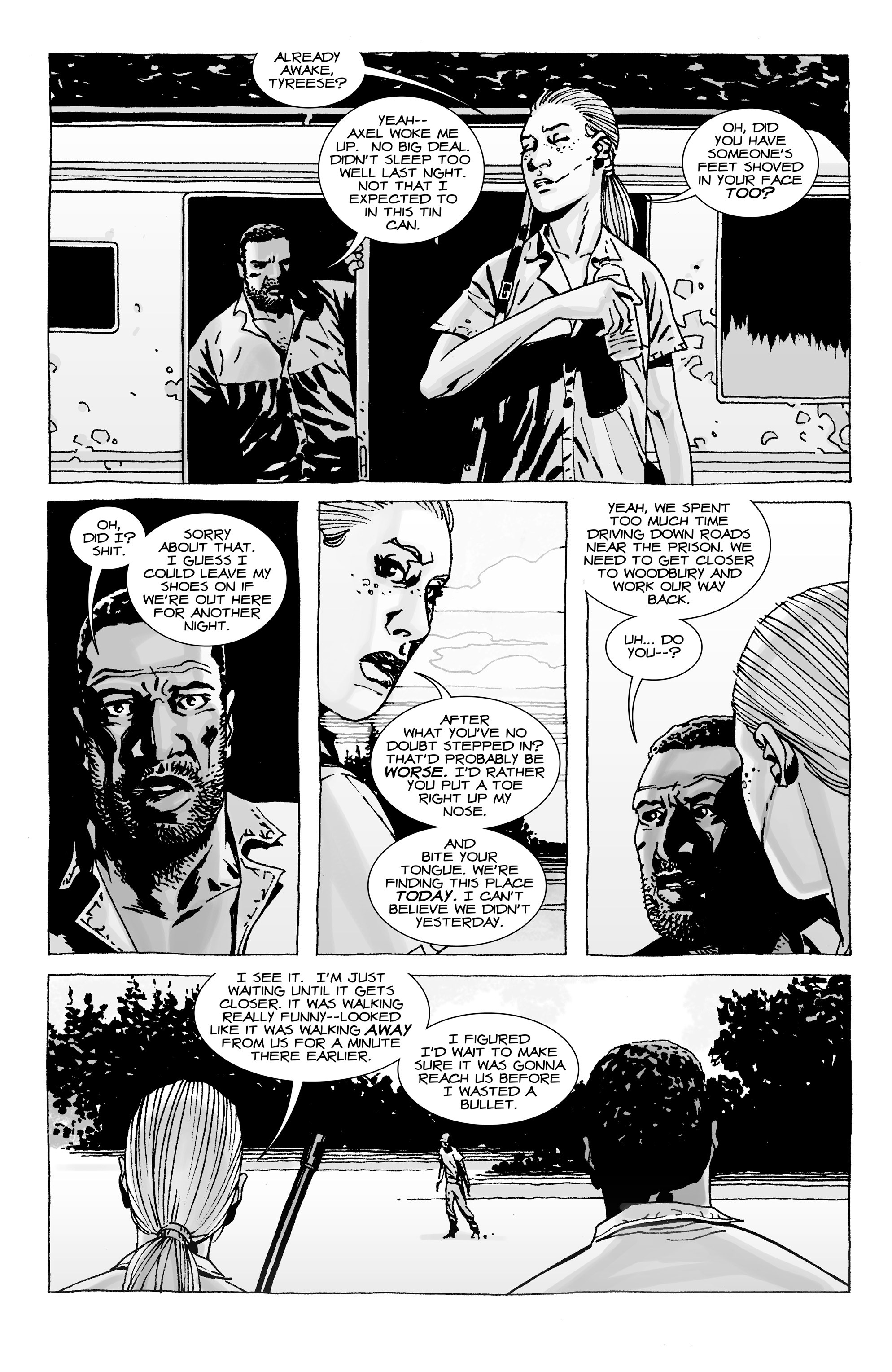 The Walking Dead 38 Page 6