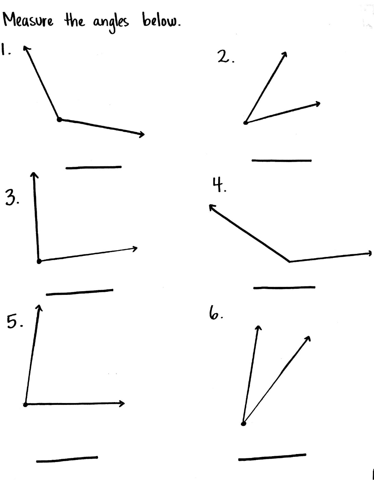 Aldiablosus  Pleasant Angle Measurement Worksheet Determining Angles With Protractors  With Interesting Drawing And Measuring Angles Worksheet On Angles Measuring Worksheet With Enchanting Spanish Telling Time Worksheets Also Equations With Two Variables Worksheet In Addition Printable Math Worksheets For Th Grade And Th Grade Addition Worksheets As Well As Reducing Radicals Worksheet Additionally Abc Kindergarten Worksheets From Letstalkhiphopus With Aldiablosus  Interesting Angle Measurement Worksheet Determining Angles With Protractors  With Enchanting Drawing And Measuring Angles Worksheet On Angles Measuring Worksheet And Pleasant Spanish Telling Time Worksheets Also Equations With Two Variables Worksheet In Addition Printable Math Worksheets For Th Grade From Letstalkhiphopus