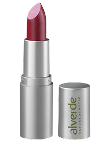 Preview: alverde Sortimentswechsel Herbst 2015 - Color & Care Lippenstift - www.annitschkasblog.de