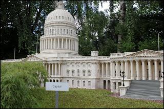 Capitol i Washington D.C. igen.