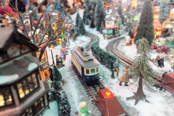 Toy Trains And Christmas : Cp rail manitoba minnesota subdivision christmas and