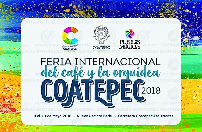 Feria de Coatepec 2018