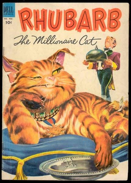 Rhubarb: The Millionaire Cat
