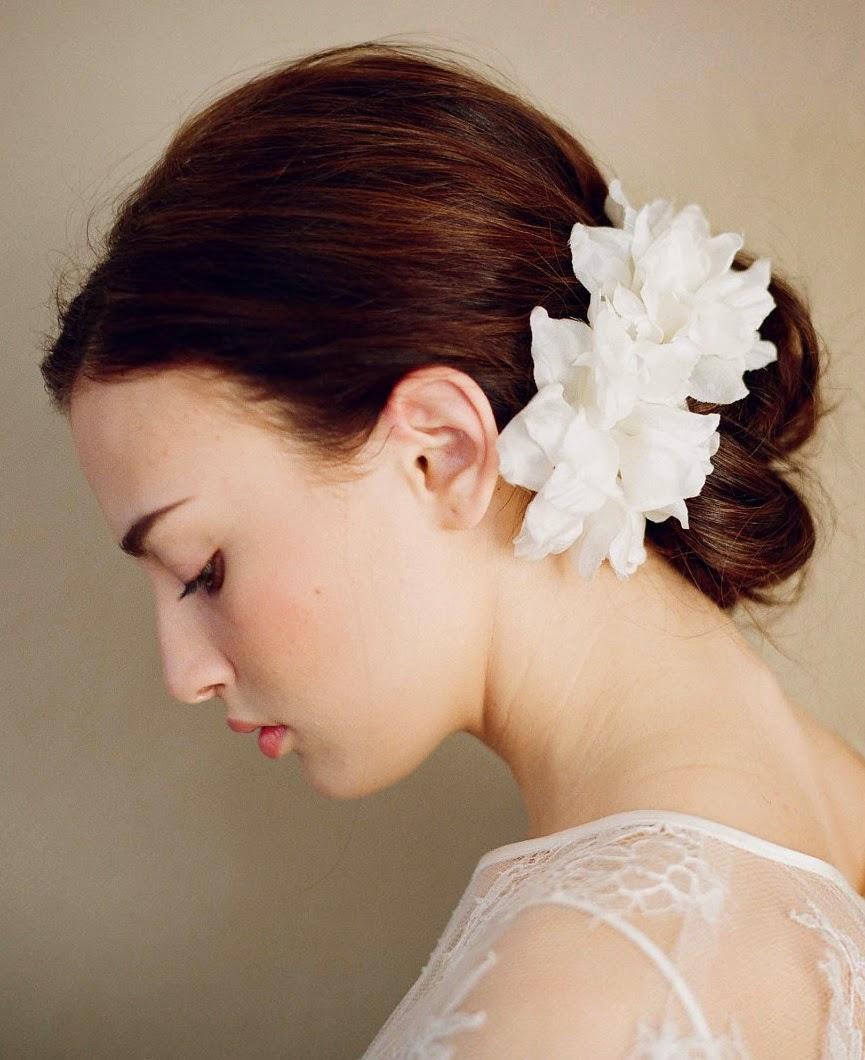 Estilos y peinados de moda mo os para novias 2014 2015 for Monos novia