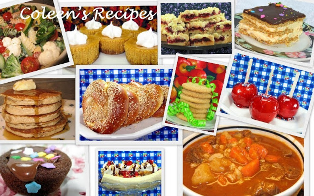 Coleen's Recipes