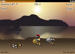 Oyun: Yenilmez Achilles 1 http://www.uykusuzissizler.com/