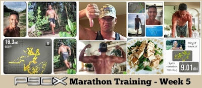 P90X Marathon Training - P90X and Running - Gout and Running
