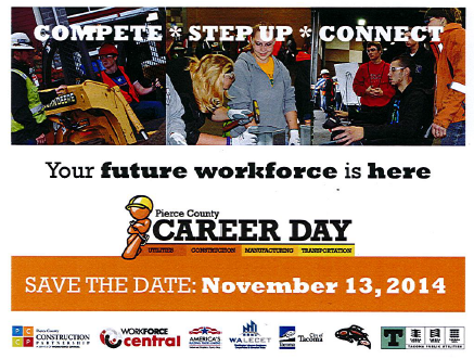 pierce county career day