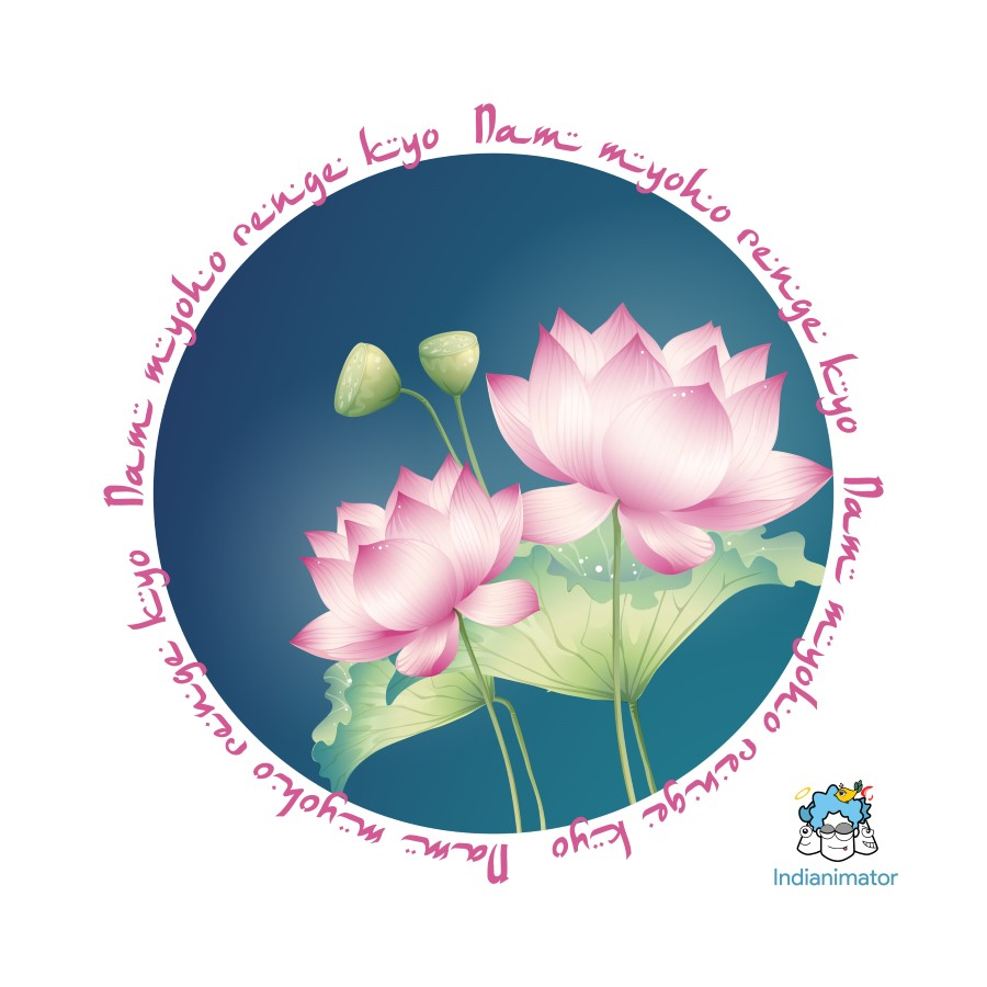 Be The Buddha The Lotus Sutra
