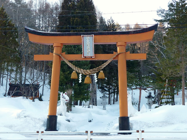 montagne giapponesi