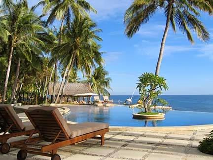 Pantai Carita Wisata Favorit Di Banten