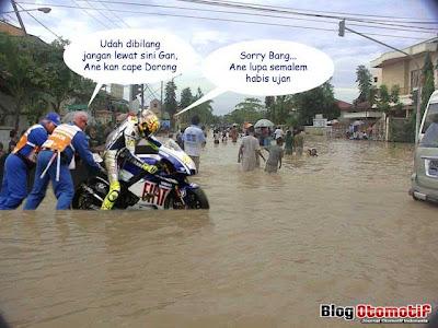 Gambar Rossi lucu