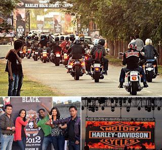 Harley Rock Riders III - Jim Ankan photo