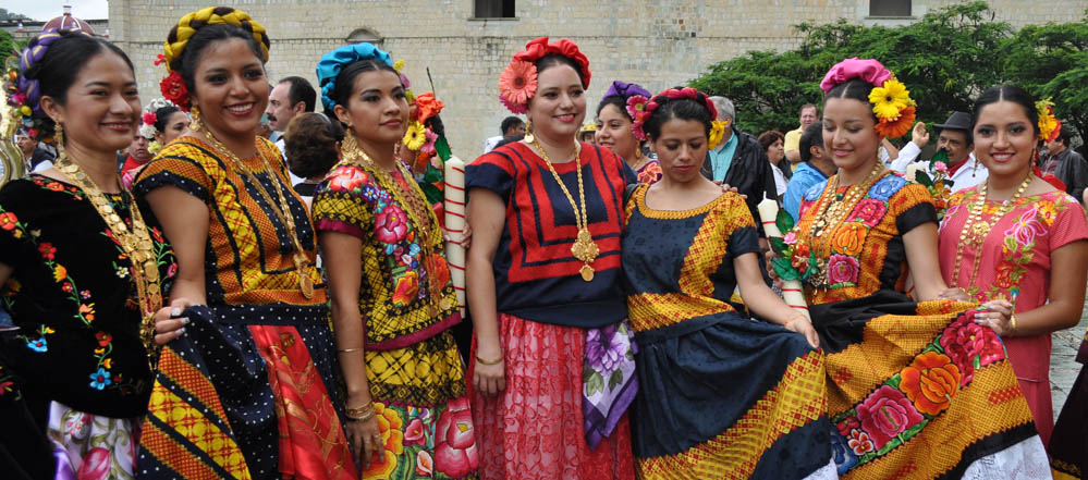 Indigenous People In Mexico City