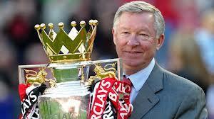 Biodata Sir Alex Ferguson