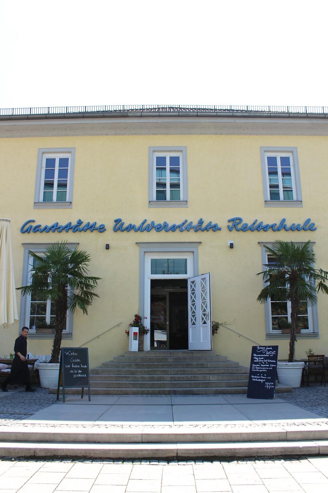 Café Reitschule Munich