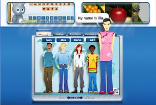 Curso interactivo de inglés