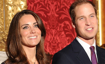 Congratulações ao Casal Real William e Kate!