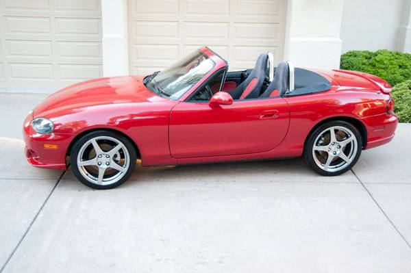 daily turismo 10k flyin miata 2004 mazdaspeed mx 5 miata turbo. Black Bedroom Furniture Sets. Home Design Ideas