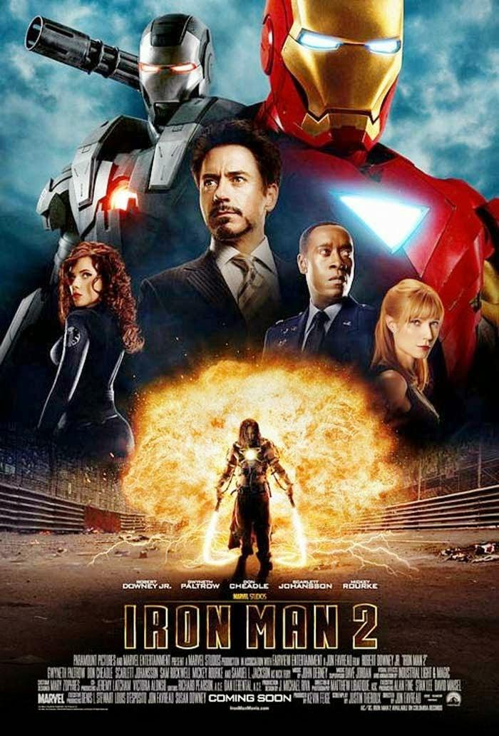 Iron Man 2 - ไอรอนแมน 2
