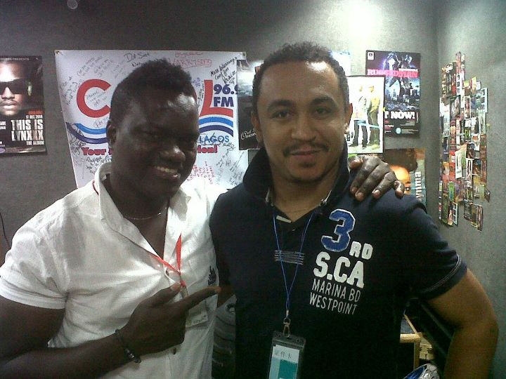uwakwe martin u0026 39 s blog  glo naija sings winner hangs out with freeze