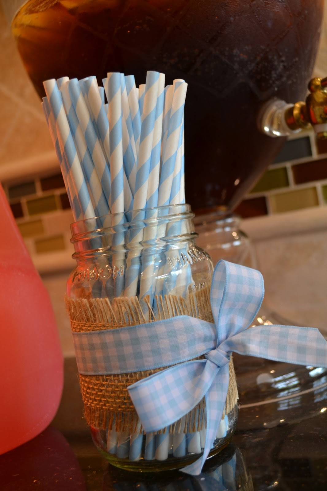 from our house with love a rustic country baby shower