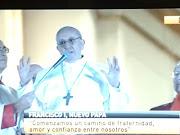 Elección del nuevo Papa: FRANCISCO I.