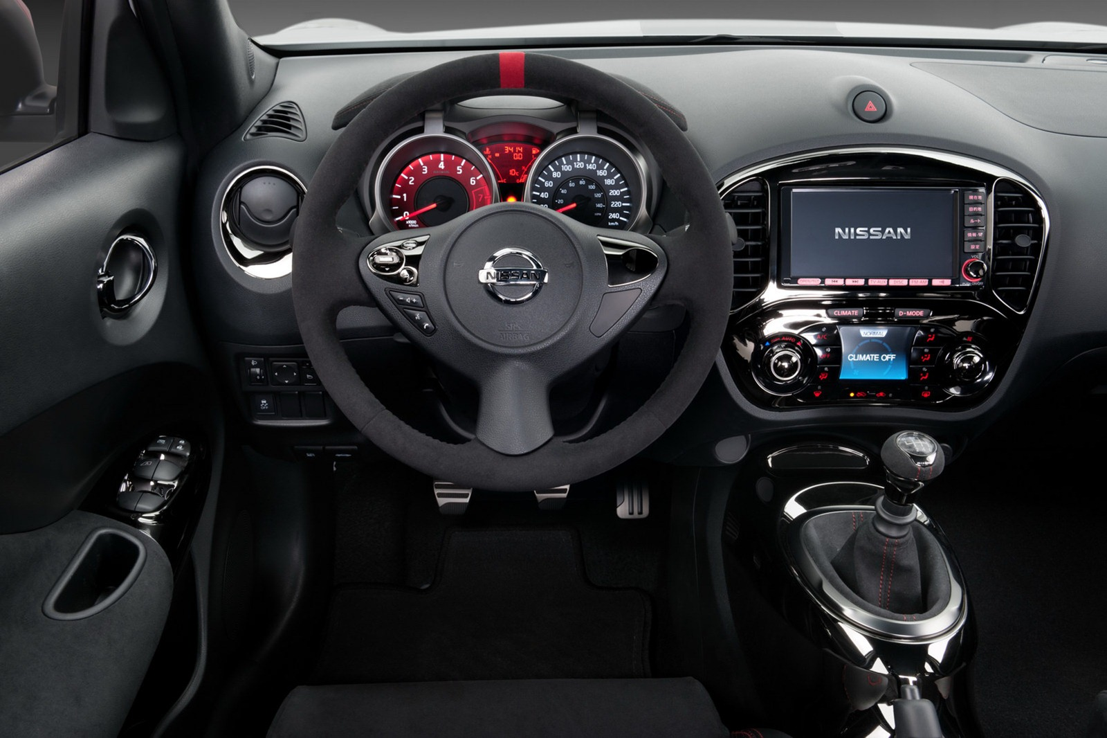 Perfect Nissan Juke Interior Awesome Ideas