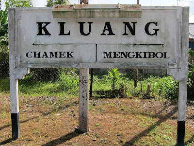 Kluang Rail Station