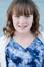 Maddie age 10