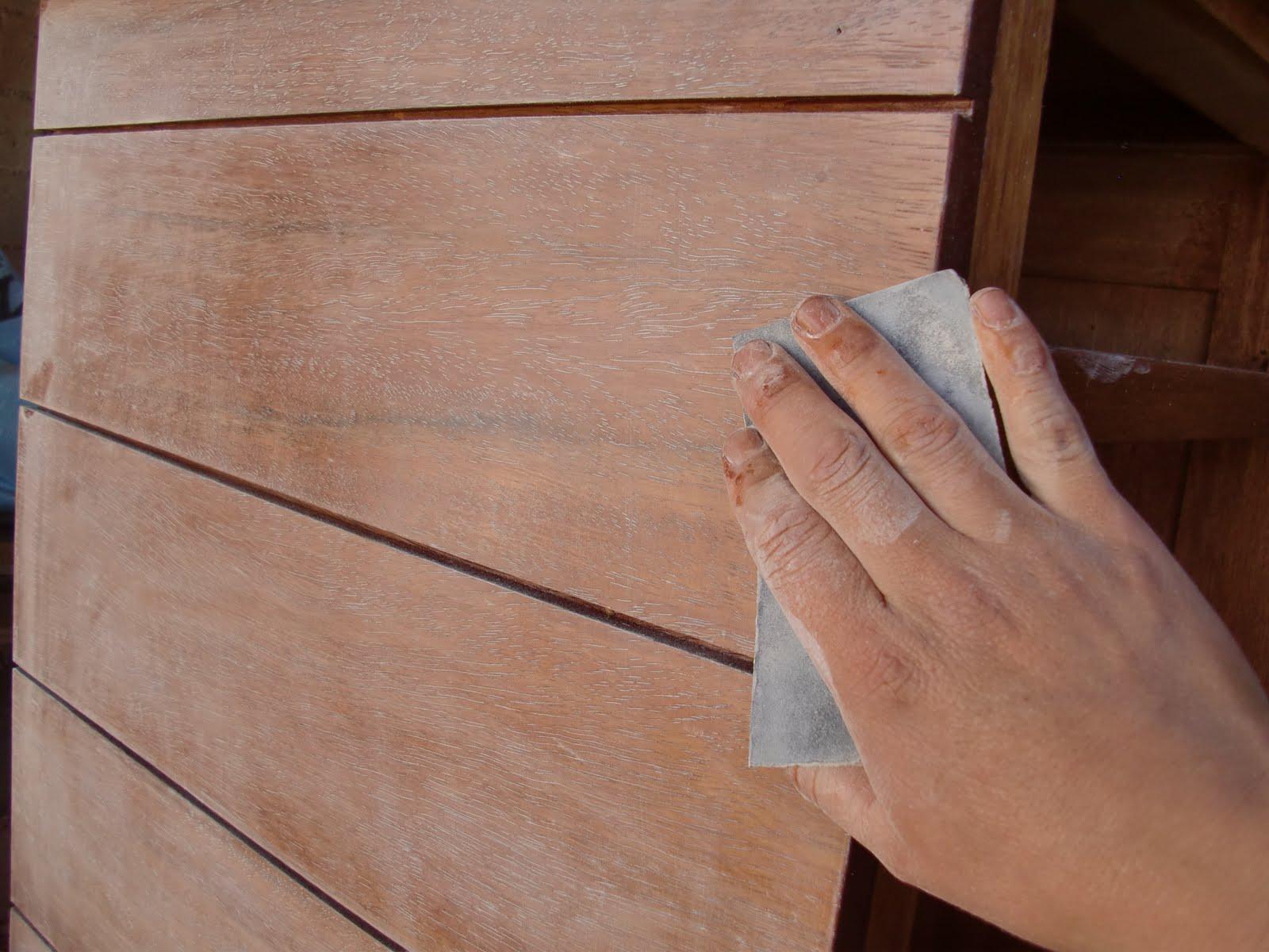 Pintar un mueble en blanco dise os arquitect nicos - Pintar madera de blanco ...