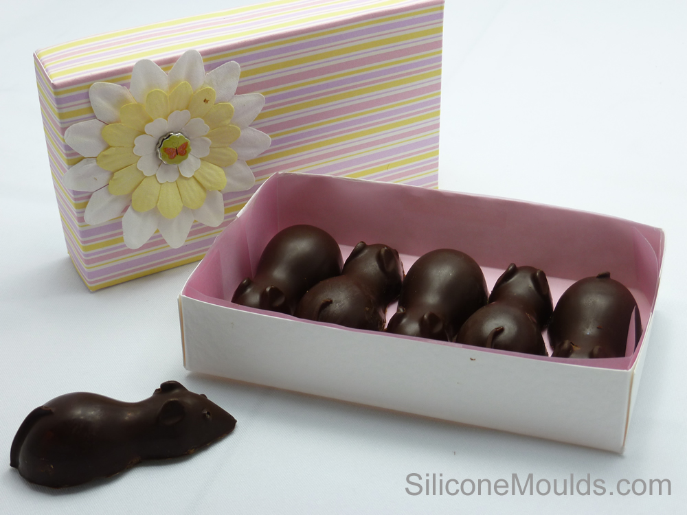 aren t these chocolate mice adorable i had such good fun making them