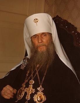 Άγιος Φιλάρετος - Αρχιεπίσκοπος της ΡΟΕΔ (☦1985)
