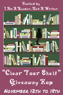 November Clearing Your Shelf Giveaway