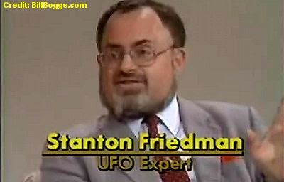 Stanton Friedman UFO Expert