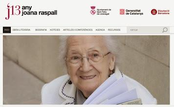 Web oficial Any Raspall