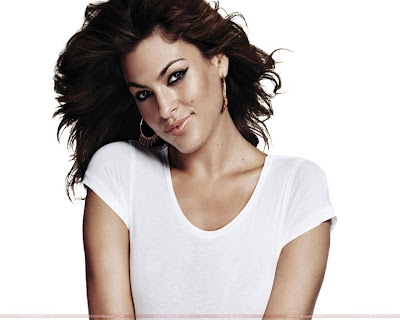 Eva Mendes Beautiful HD Wallpaper