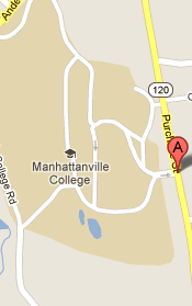 Manhattanville College - Map & Directions