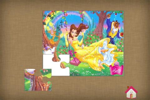 Putri Cantik Puzzles