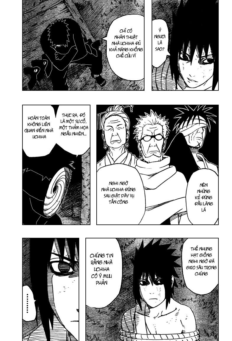 Naruto chap 399 Trang 15 - Mangak.info