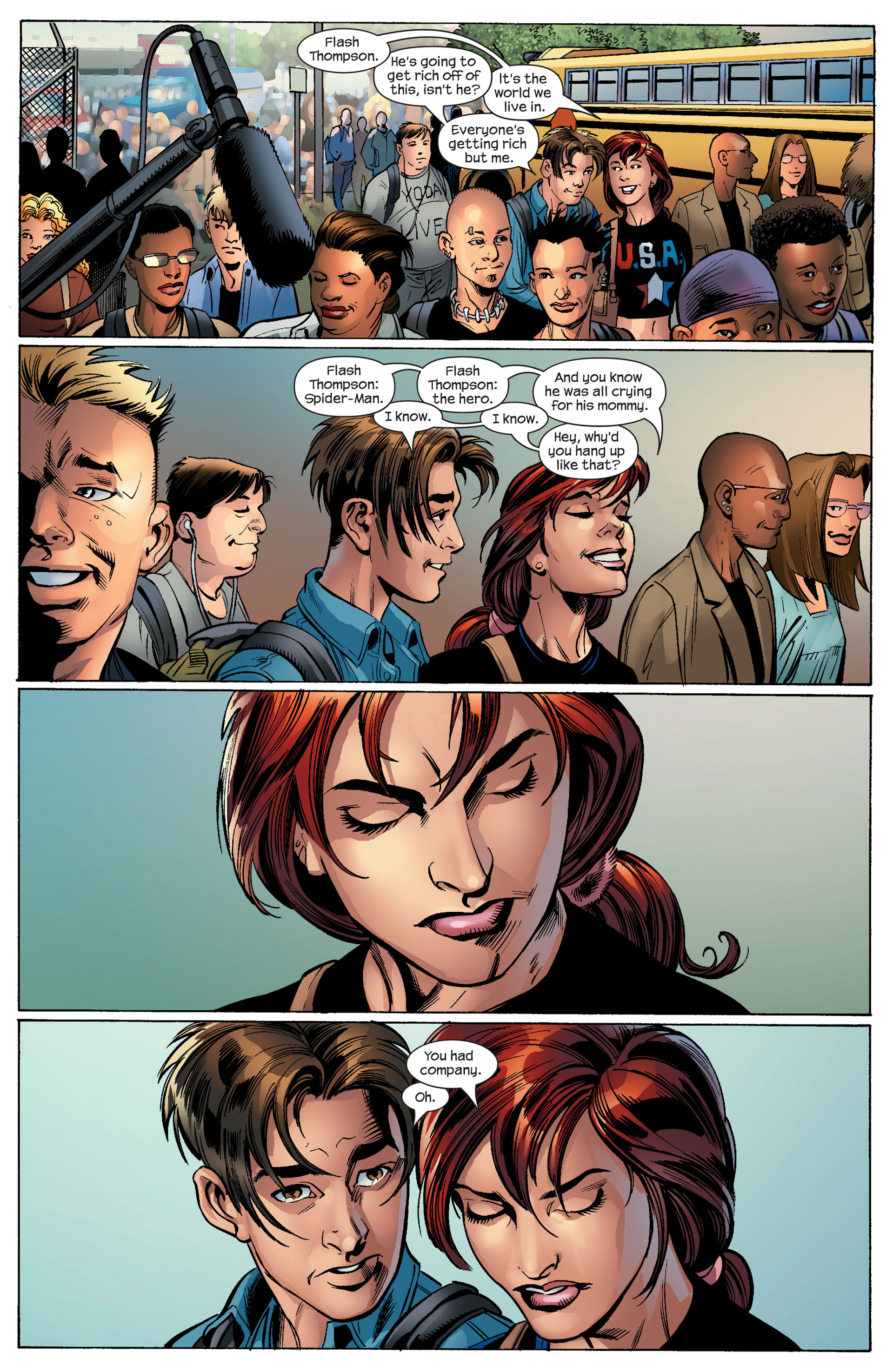 Ultimate Spider-Man (2000) Issue #87 #91 - English 18